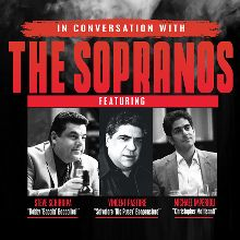 The Sopranos tickets at Bonus Arena, Hull