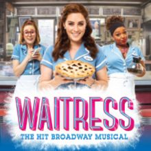 Waitress tickets at Pikes Peak Center in Colorado Springs