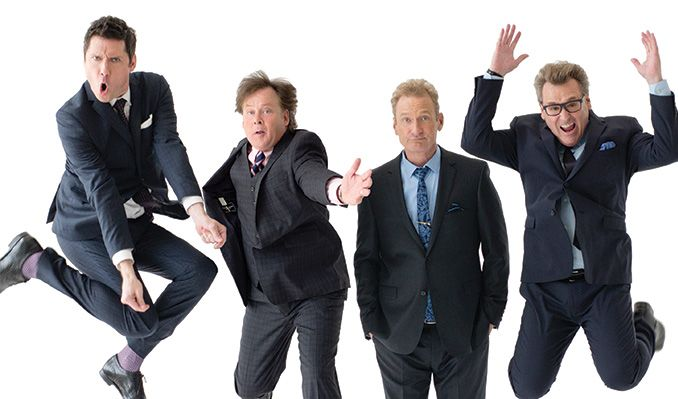 Whose Live Anyway? tickets at Majestic Theatre in Dallas