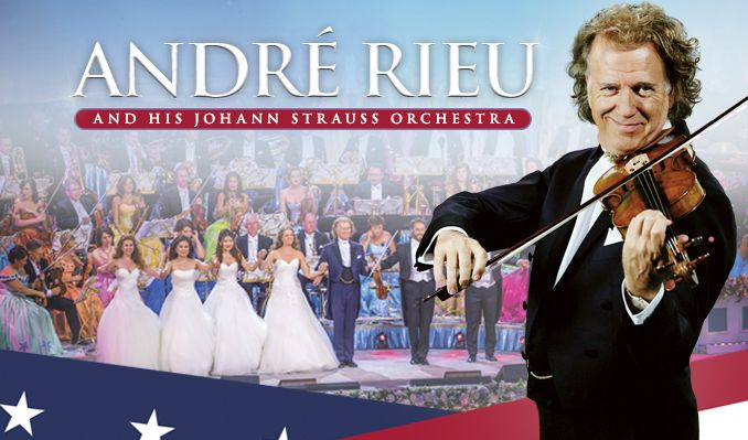 André Rieu and his Johann Strauss Orchestra tickets at T-Mobile Arena in Las Vegas
