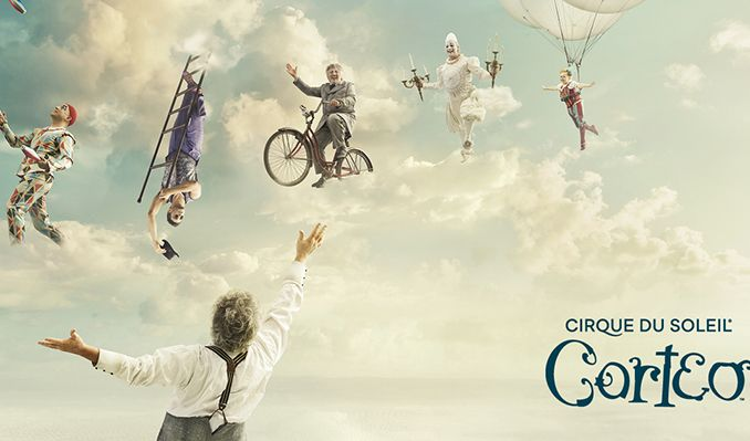 Cirque du Soleil: Corteo tickets at The O2, London