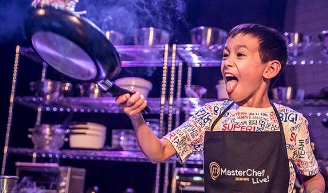 MasterChef Junior Live tickets at Florida Theatre, Jacksonville