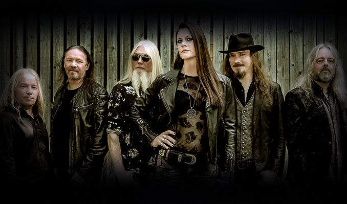 Nightwish - RESCHEDULED tickets at The SSE Arena, Wembley in London