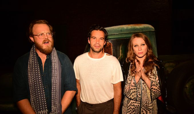 The Lone Bellow tickets at Webster Hall in New York