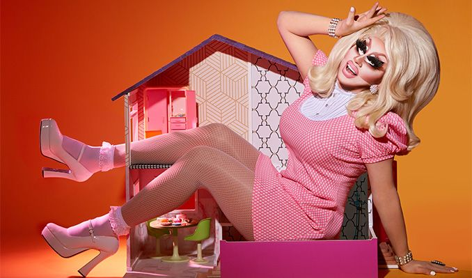 Trixie Mattel tickets at The Novo in Los Angeles