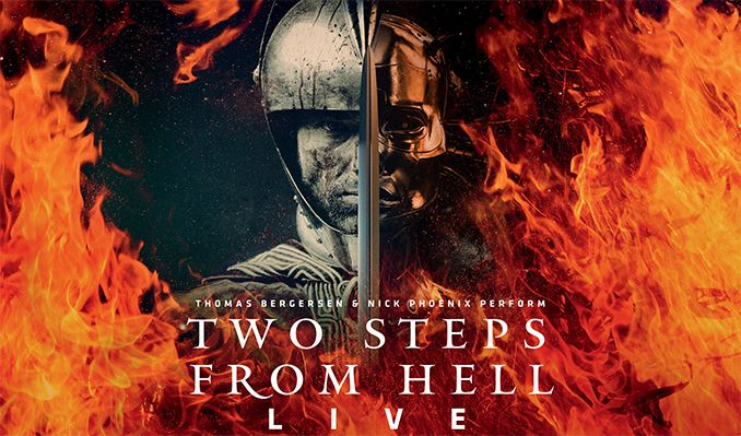 Two Steps From Hell  tickets at Eventim Apollo in London