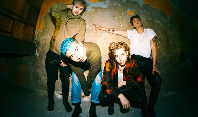5 Seconds Of Summer -  RESCHEDULED tickets at The SSE Arena, Wembley in London