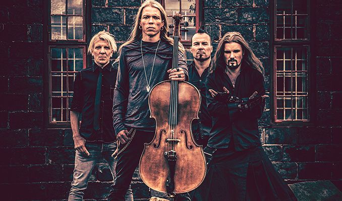 Apocalyptica - Cell-0 Tour tickets at Showbox SoDo in Seattle