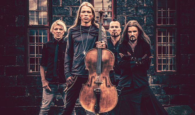 Apocalyptica  tickets at Webster Hall in New York