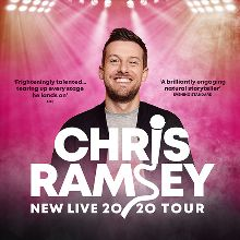 Chris Ramsey tickets at Eventim Apollo, London