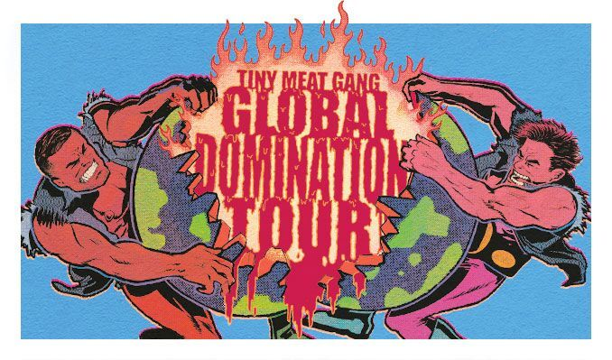 Cody Ko & Noel Miller: Tiny Meat Gang tickets at Academy of Music in Philadelphia