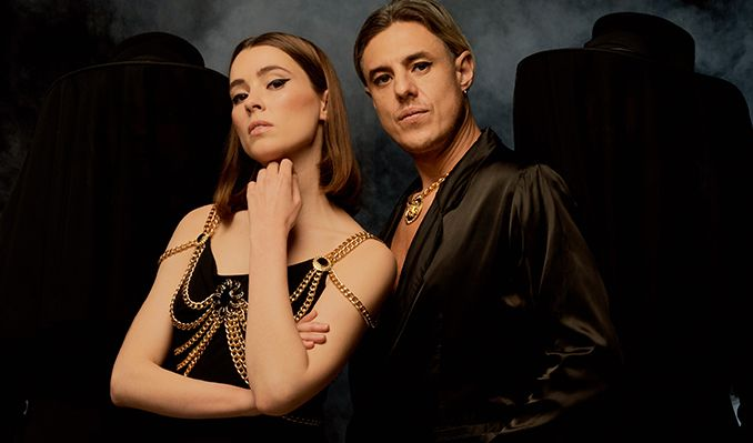 Confidence Man - RESCHEDULED tickets at O2 Forum Kentish Town in London