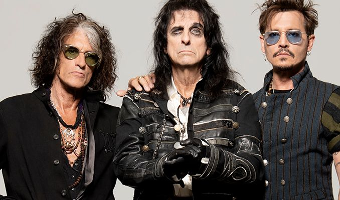Hollywood Vampires tickets at The O2, London