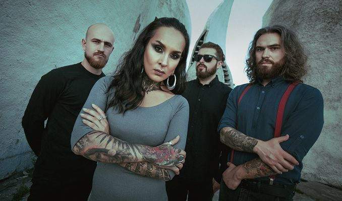 Jinjer tickets at The NorVa, Norfolk