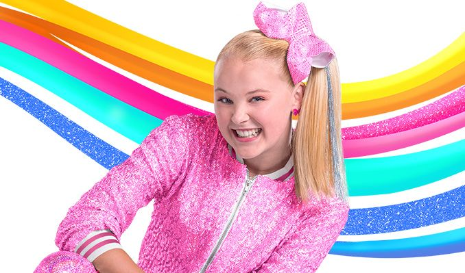 JoJo Siwa tickets at Spokane Arena in Spokane
