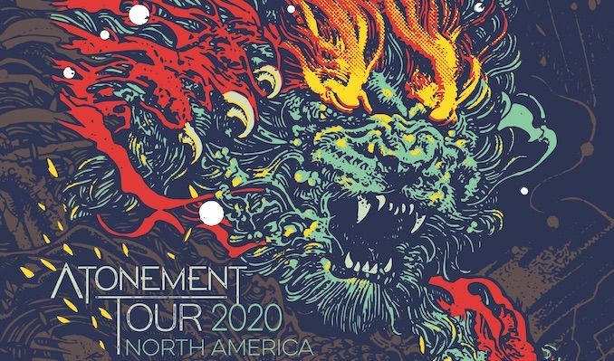 Killswitch Engage tickets at Terminal 5 in New York