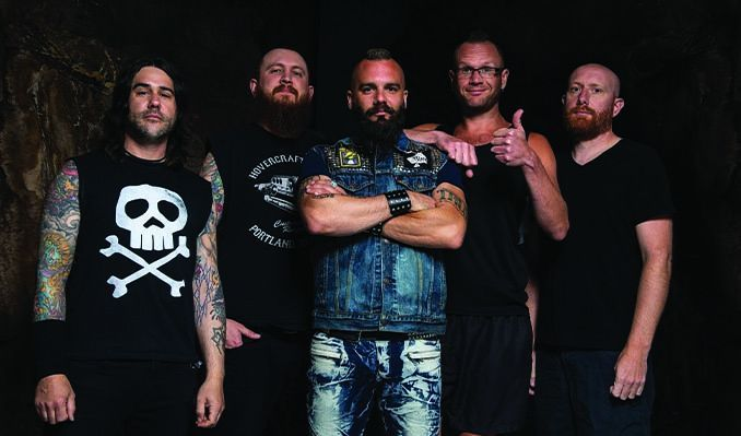 Killswitch Engage tickets at The Complex, Salt Lake City