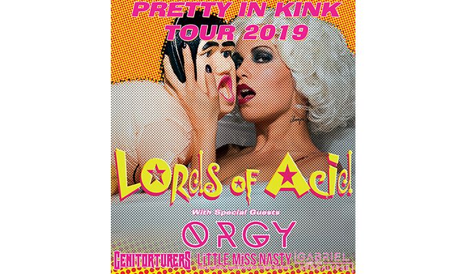 Lords Of Acid tickets at The Complex in Salt Lake City
