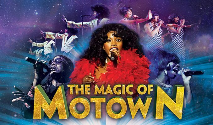 Magic of Motown - RESCHEDULED  tickets at indigo at The O2 in London