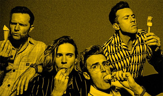 McFly: The Jockey Club Live - RESCHEDULED tickets at Newmarket Racecourses in Suffolk