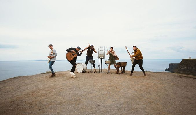 Rend Collective - RESCHEDULED tickets at Eventim Apollo in London