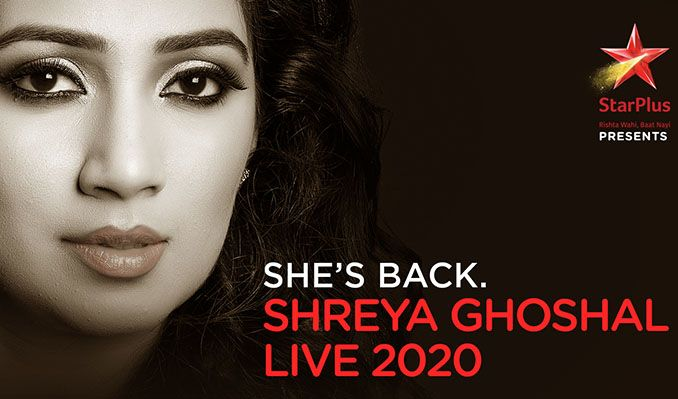 Shreya Ghoshal - POSTPONED tickets at The SSE Arena, Wembley in London