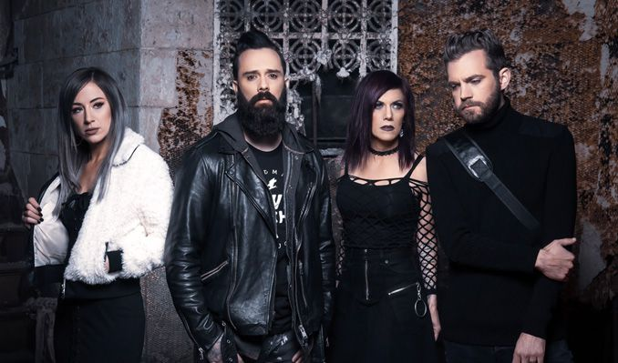 Skillet tickets at The NorVa, Norfolk