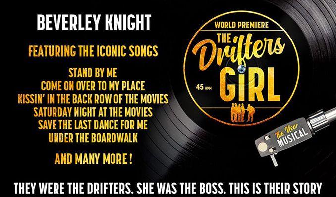 The Drifters Girl tickets at Garrick Theatre, London