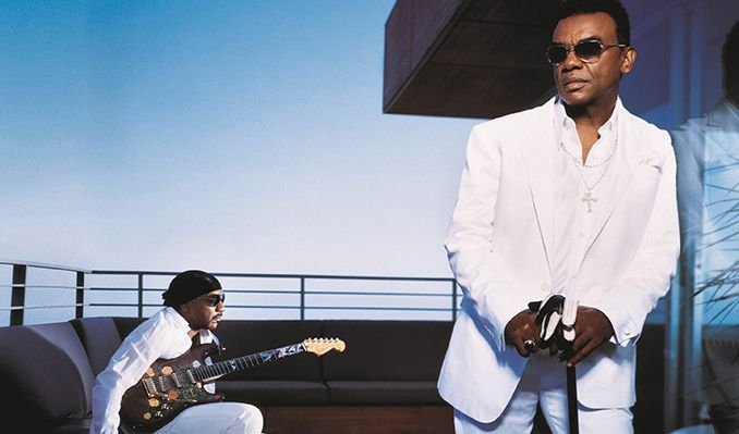 The Isley Brothers - CANCELLED tickets at Eventim Apollo in London