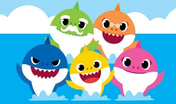 Baby Shark Live! tickets at Mechanics Bank Theater in Bakersfield