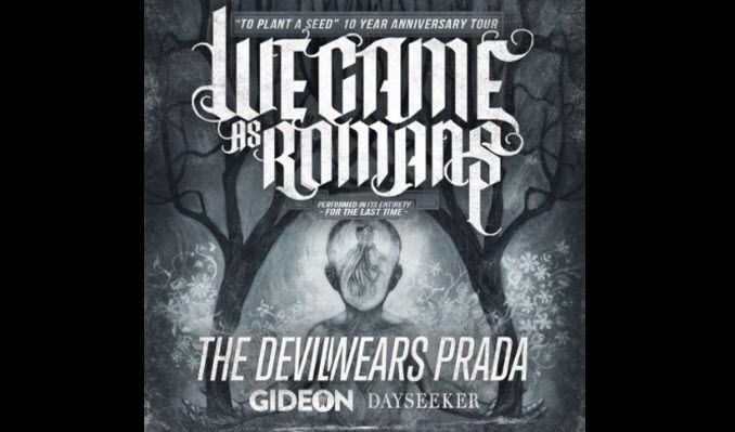 We Came As Romans  tickets at Canton Hall in Dallas