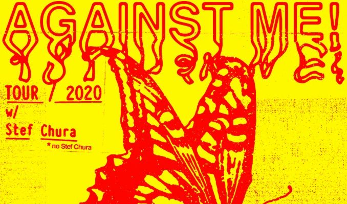 Against Me! tickets at 40 Watt Club in Athens