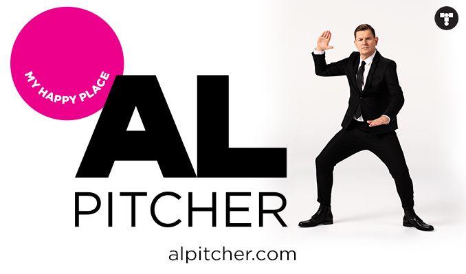 Al Pitcher - NYTT DATUM tickets at HOVET/Stockholm Live in Stockholm