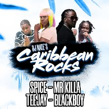 Caribbean Rocks