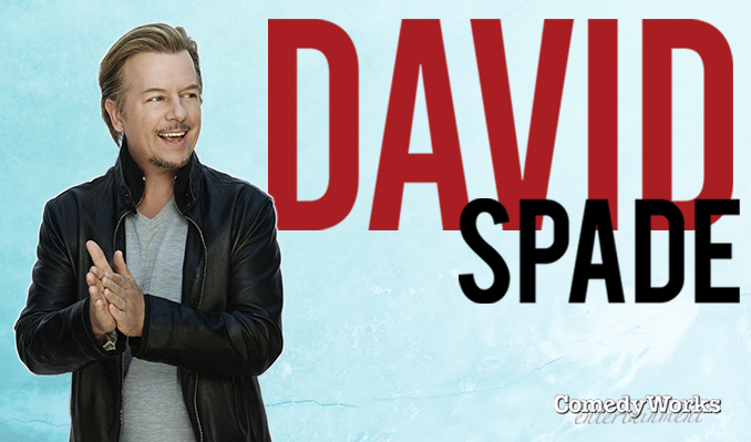 David Spade  tickets at Pikes Peak Center in Colorado Springs