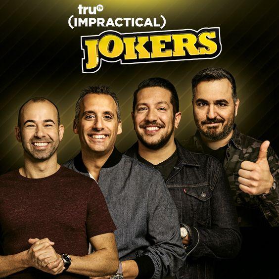 AEG Presents | Impractical Jokers