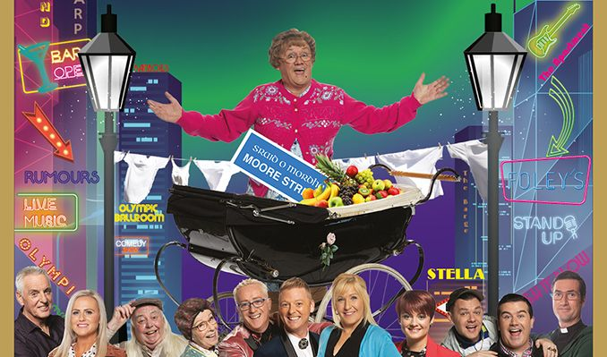 Mrs Brown D'Live Show tickets at Eventim Apollo, London