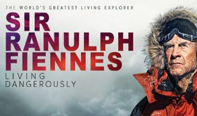 Sir Ranulph Fiennes - CANCELLED tickets at Brentwood Live in Essex