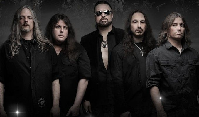 Symphony X tickets at City National Grove of Anaheim in Anaheim