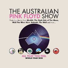 The Australian Pink Floyd - RESCHEDULED  tickets at Eventim Apollo in London