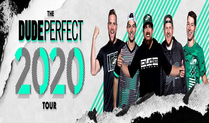 THE DUDE PERFECT 2020 TOUR tickets at Rocket Mortgage FieldHouse in Cleveland