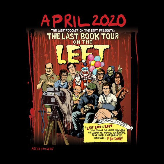 "<a href=""https://www.axs.com/artists/1103407/the-last-podcast-on-the-left-tickets"">The Bowery and Broadberry Entertainment Group Present</a>"