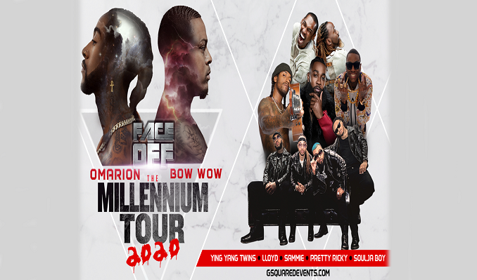 The Millennium Tour 2021 tickets at Rocket Mortgage FieldHouse in Cleveland