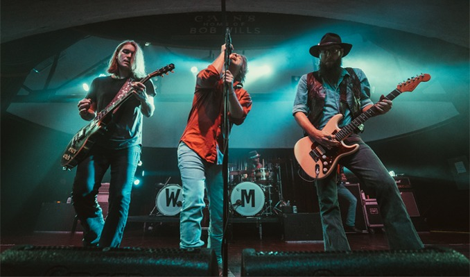 Whiskey Myers tickets at Mission Ballroom in Denver