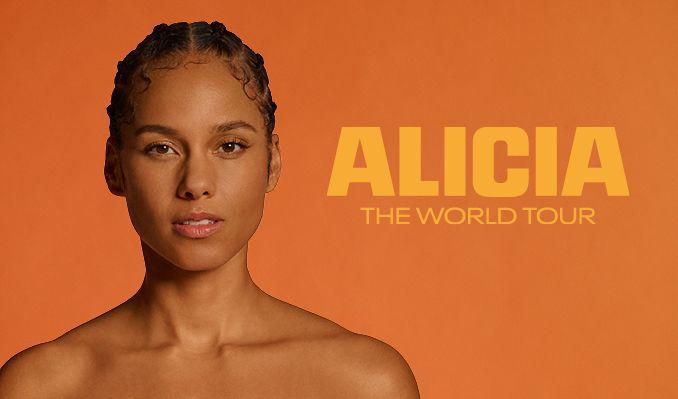 Alicia Keys - NYTT DATUM tickets at Avicii Arena in Stockholm