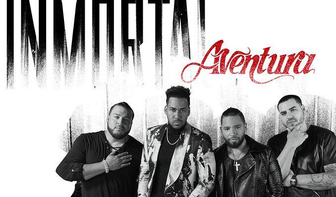 Aventura: Inmortal Tour tickets at T-Mobile Arena in Las Vegas