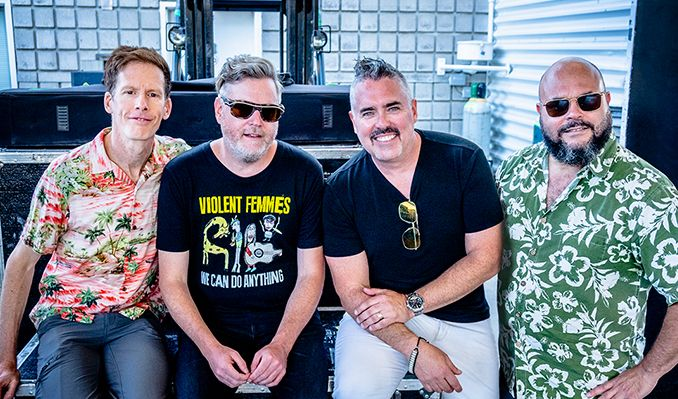 Barenaked Ladies tickets at Vina Robles Amphitheatre in Paso Robles
