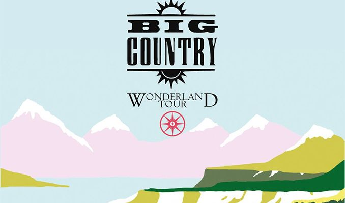 Big Country - RESCHEDULED tickets at Manchester Academy 2 in Manchester