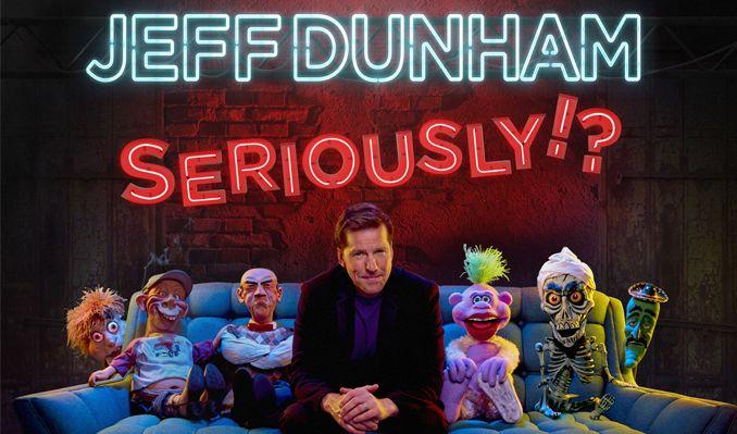 Jeff Dunham tickets at Ocean Casino Resort in Atlantic City