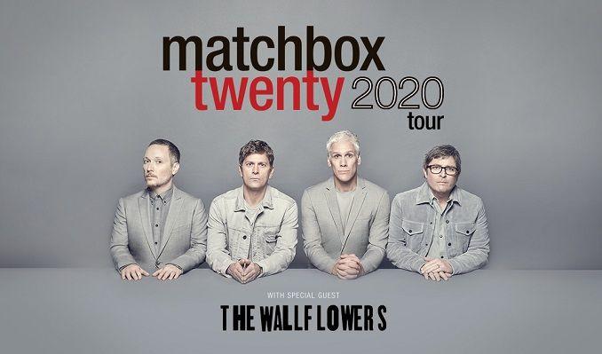 Matchbox Twenty tickets at Mechanics Bank Arena in Bakersfield